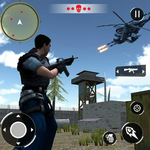 Swat FPS Force: Free Fire Gun Shooting  (Unlimited money,Mod) for Android 2.1