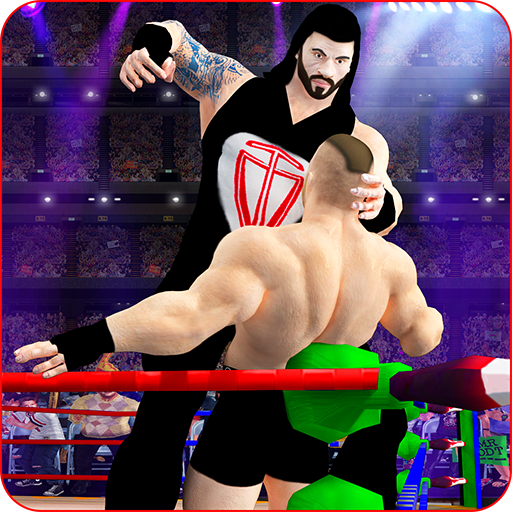 Tag Team Wrestling Games: Mega Cage Ring Fighting 5.8 (Unlimited money,Mod) for Android