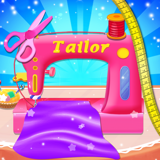 Tailor Fashion Games: 👸 Princess Clothing Design 1.3 (Unlimited money,Mod) for Android