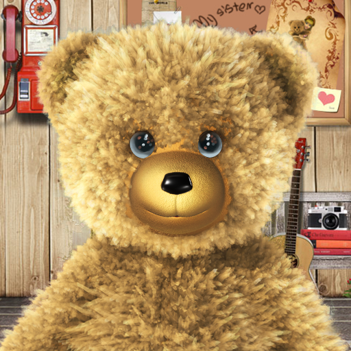 Talking Teddy Bear 1.4.0  (Unlimited money,Mod) for Android