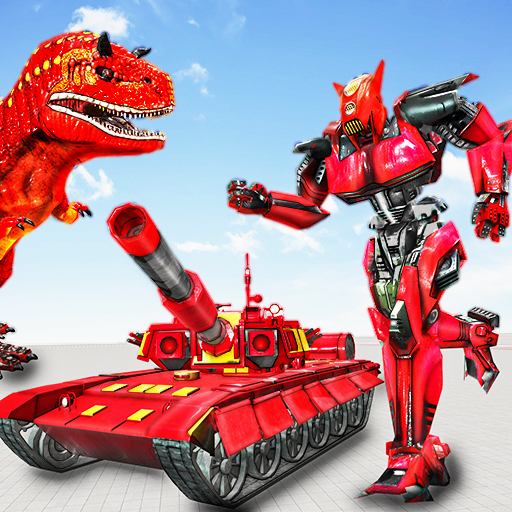 Tank Robot Car Game 2020 – Robot Dinosaur Games 3d  (Unlimited money,Mod) for Android 1.1.1