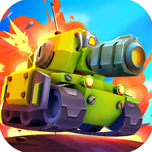 Tank Royale-Online IO howling Tank battle game  (Unlimited money,Mod) for Android 1.1.4