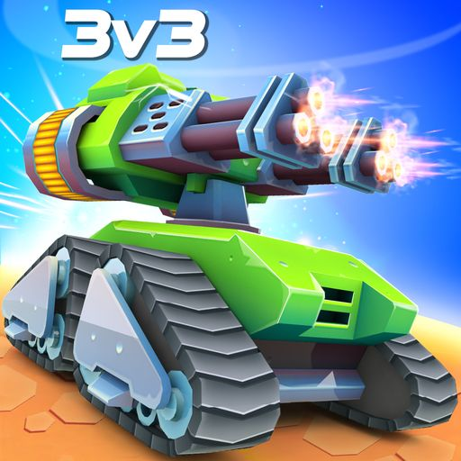 Tanks A Lot! – Realtime Multiplayer Battle Arena  3.10 (Unlimited money,Mod) for Android