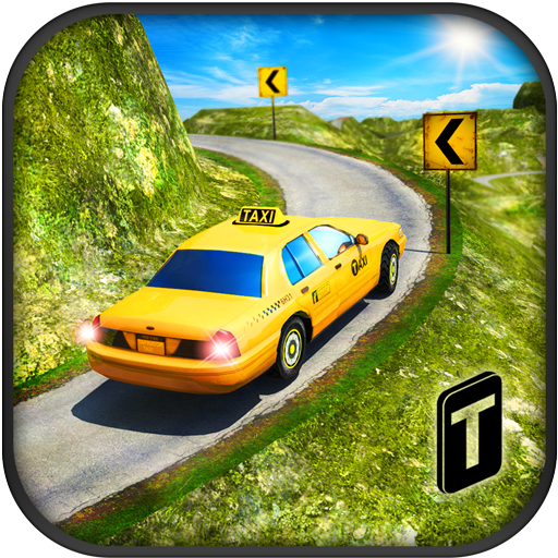 Taxi Driver 3D : Hill Station  (Unlimited money,Mod) for Android 2.11.1