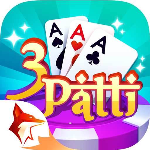 Teen Patti ZingPlay – Play with 1 hand  (Unlimited money,Mod) for Android 0.0.1