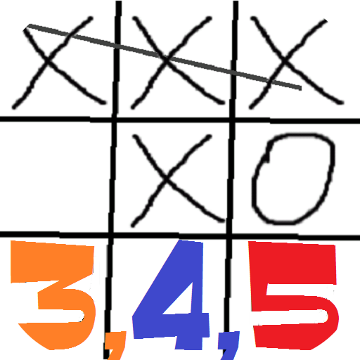 Tic-tac-toe 3-4-5  (Unlimited money,Mod) for Android 2.0