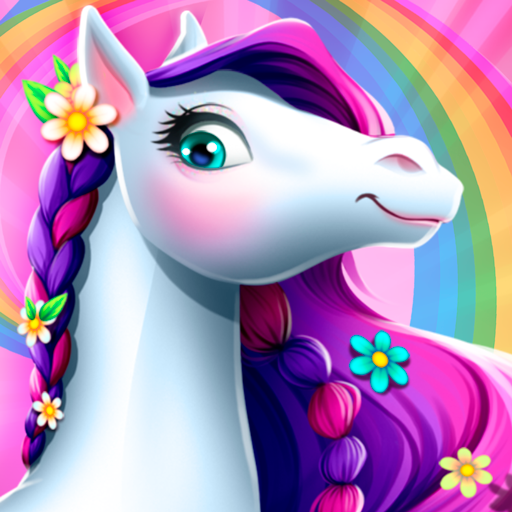 Tooth Fairy Horse – Caring Pony Beauty Adventure  2.3.21 (Unlimited money,Mod) for Android