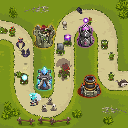Tower Defense King 1.4.8 (Unlimited money,Mod) for Android
