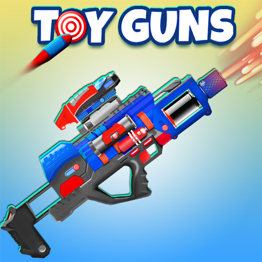 Toy Gun Blasters 2020 – Gun Simulator  (Unlimited money,Mod) for Android 3.7