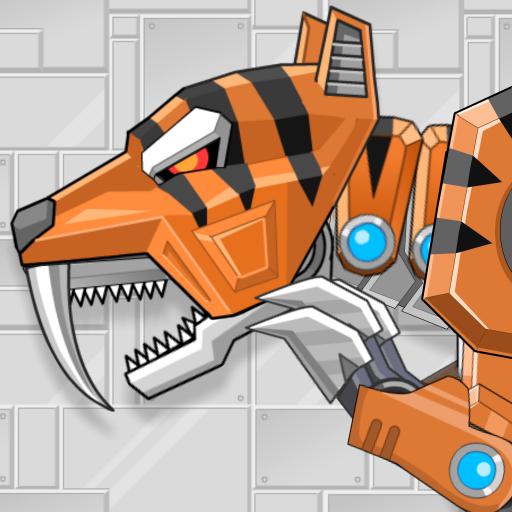 Toy Robot Rampage Smilodon War  (Unlimited money,Mod) for Android 3.6