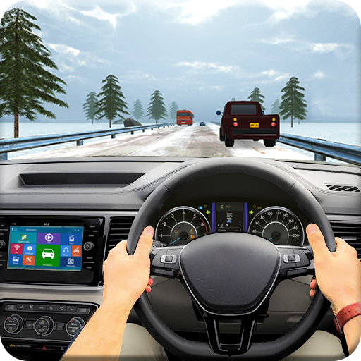 Traffic Racing In Car Driving : Free Racing Games 1.2.2  (Unlimited money,Mod) for Android