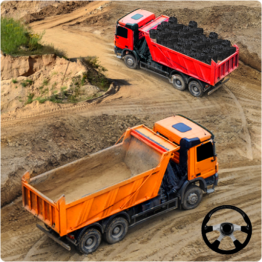 Truck Simulator Hill Transport Driver Truck 3D 1.0.5 (Unlimited money,Mod) for Android