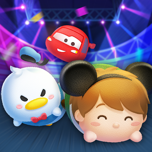 Tsum Tsum Stadium  1.7.2 (Unlimited money,Mod) for Android