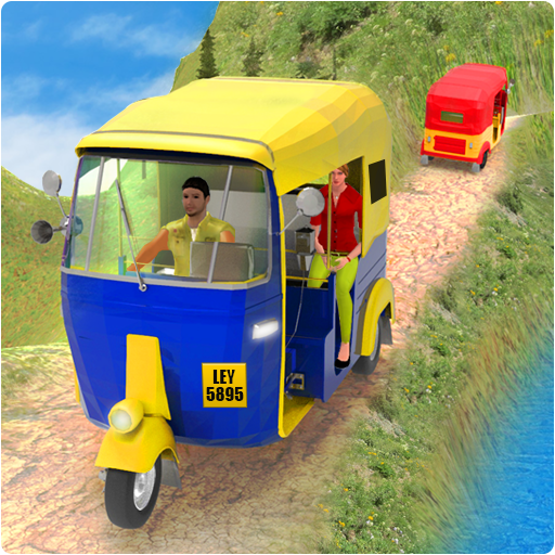 Tuk Tuk City Driving 3D Simulator  (Unlimited money,Mod) for Android 1.14
