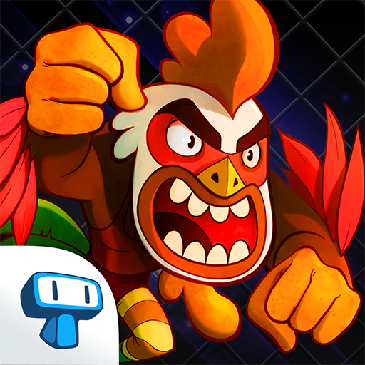 UFB Lucha Libre – Ultimate Mexican Fighting  (Unlimited money,Mod) for Android 1.0.2