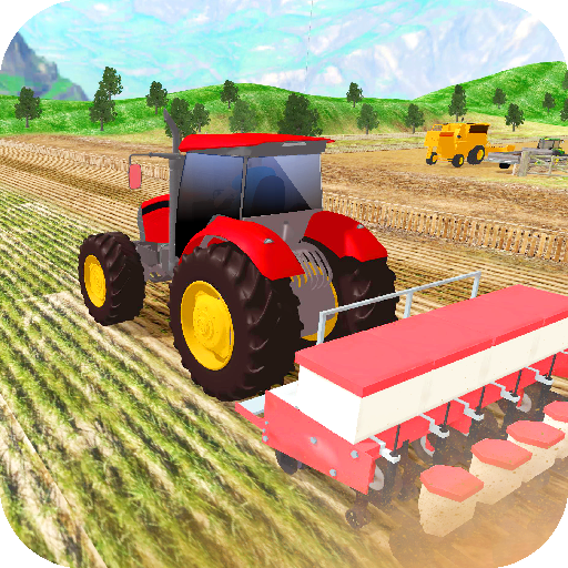 US Agriculture Farming 3D Simulator  (Unlimited money,Mod) for Android 1.0