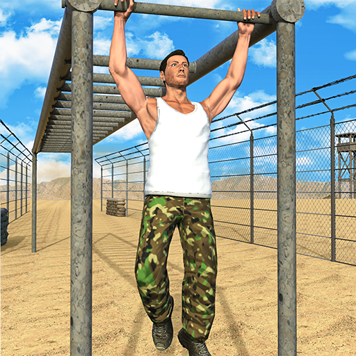 US Army Training School Game: Obstacle Course Race  (Unlimited money,Mod) for Android 3.5.0