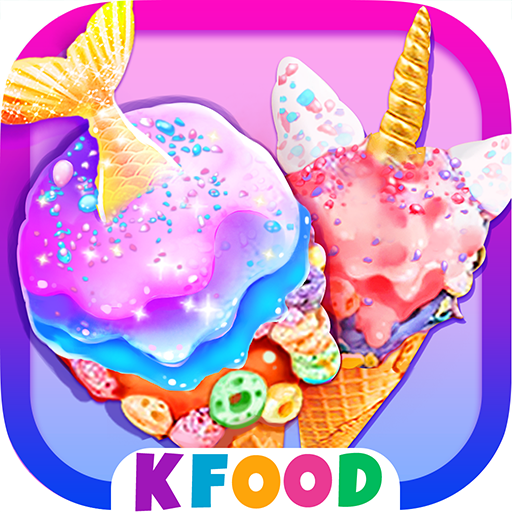 Unicorn Chef: Mermaid Cooking Games for Girls  (Unlimited money,Mod) for Android 2.2