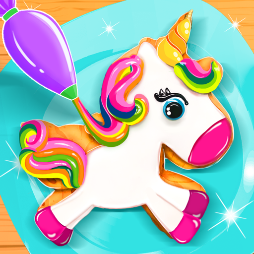Unicorn Cookie Baker Kitchen 1.7 (Unlimited money,Mod) for Android