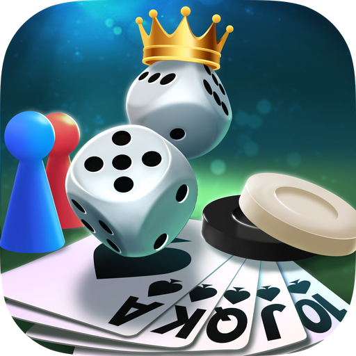 VIP Games: Hearts, Rummy, Yatzy, Dominoes, Crazy 8  (Unlimited money,Mod) for Android 3.7.2.84