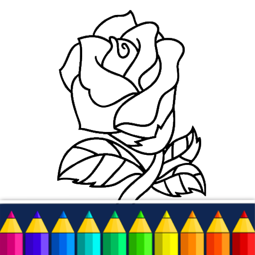 Valentines love coloring book 15.9.6 (Unlimited money,Mod) for Android