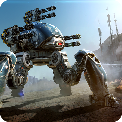 War Robots. 6v6 Tactical Multiplayer Battles  6.9.0 (Unlimited money,Mod) for Android