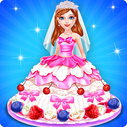 Wedding Doll Cake Decorating | Cooking Game  (Unlimited money,Mod) for Android 4.0