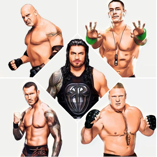 Wrestling universe Wwe Quiz 2021 : puzzle for WWE 8.17.3z (Unlimited money,Mod) for Android