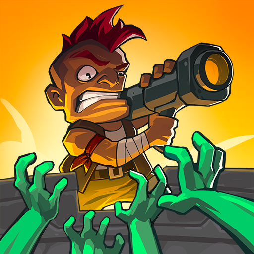 Zombie Idle Defense  (Unlimited money,Mod) for Android   1.5.86