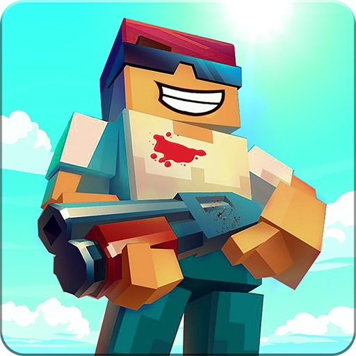 Zombie Pixel Warrior 3D- The Last Survivor  1.4 (Unlimited money,Mod) for Android