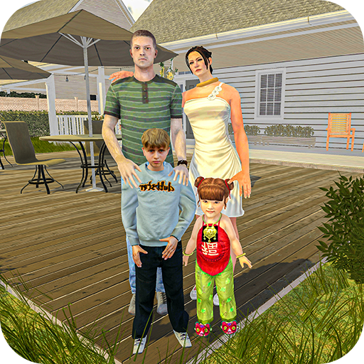 blessed virtual mom: mother simulator family life  (Unlimited money,Mod) for Android 4