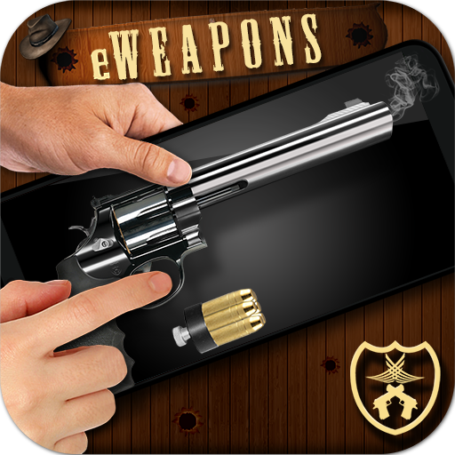 eWeapons™ Revolver Gun Sim Guns  (Unlimited money,Mod) for Android 3.2