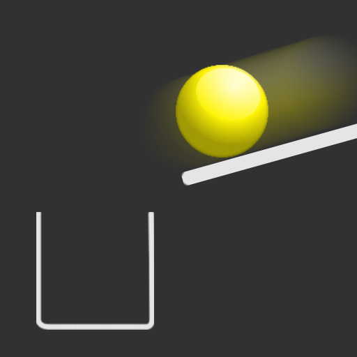 easy physics puzzle ball doon!  (Unlimited money,Mod) for Android 1.3.4