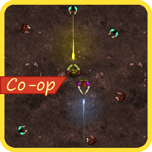 2-Player Co-op Zombie Shoot 1.0.20 (Unlimited money,Mod) for Android