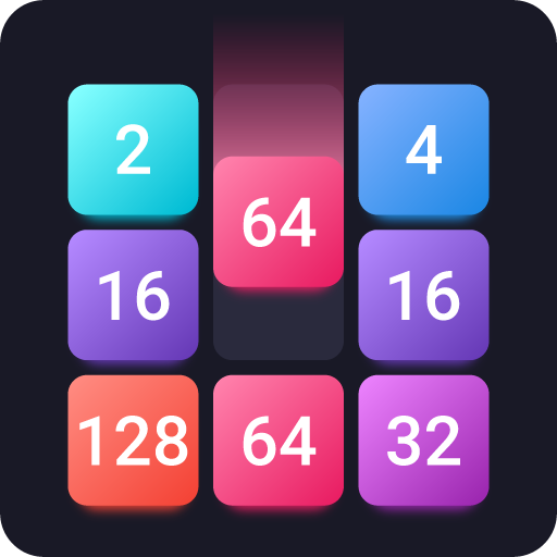 2048: Drop And Merge 1.3 (Unlimited money,Mod) for Android
