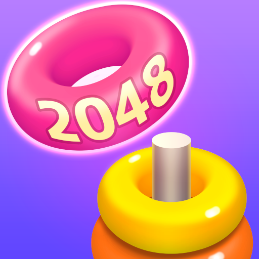 2048 Hoops 1.2.2 (Unlimited money,Mod) for Android