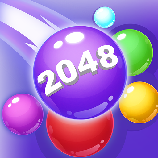 2048 Lucky Merge – Easy to Win 1.0.1 (Unlimited money,Mod) for Android