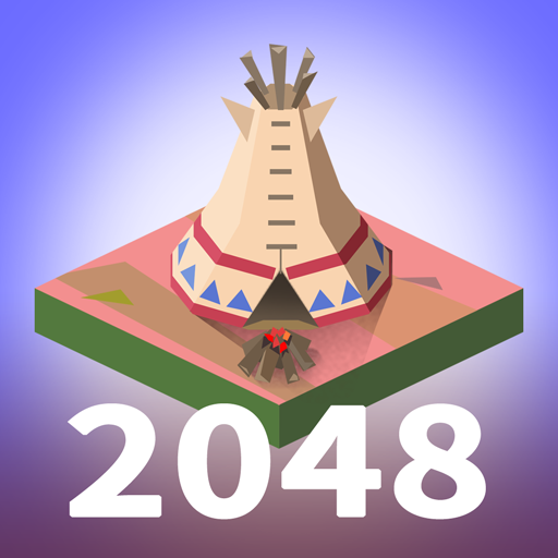 Age of City Tour : 2048 merge 1.5.5 (Unlimited money,Mod) for Android