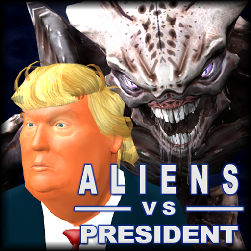 Aliens vs President III 4.0.0 (Unlimited money,Mod) for Android