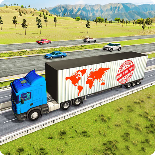 American truck driver simulator: USA Euro Truck 1.9 (Unlimited money,Mod) for Android