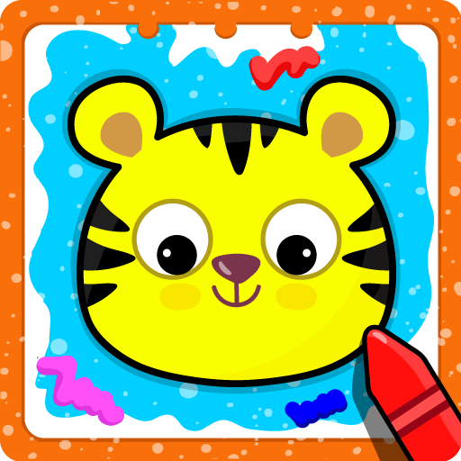 Animal Sounds for babies & Coloring book for kids 1.20 (Unlimited money,Mod) for Android