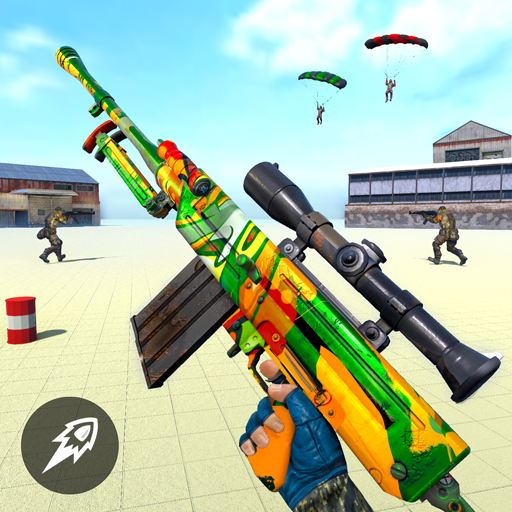 Anti Terrorist Shooting Squad-Combat Mission Games 2.5 (Unlimited money,Mod) for Android
