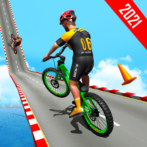 BMX Bicycle Racing Stunts 3D Mega Ramp Cycle Games 2.7 (Unlimited money,Mod) for Android