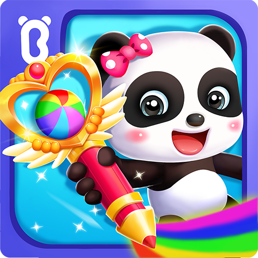 Baby Panda's Magic Drawing 8.49.00.02 (Unlimited money,Mod) for Android