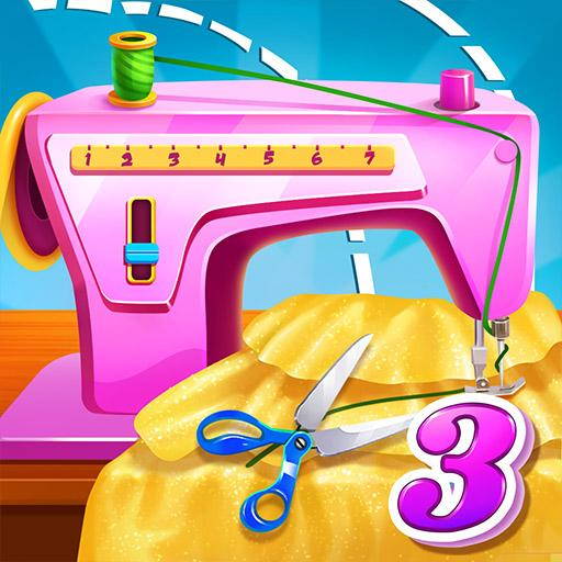 🐰🐼Baby Tailor 3 – Crazy Animals 5.0.5038 (Unlimited money,Mod) for Android