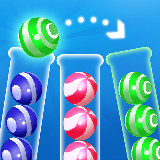 Ball Match Puzzle:Color Sort Bubbles  1.1.7 (Unlimited money,Mod) for Android
