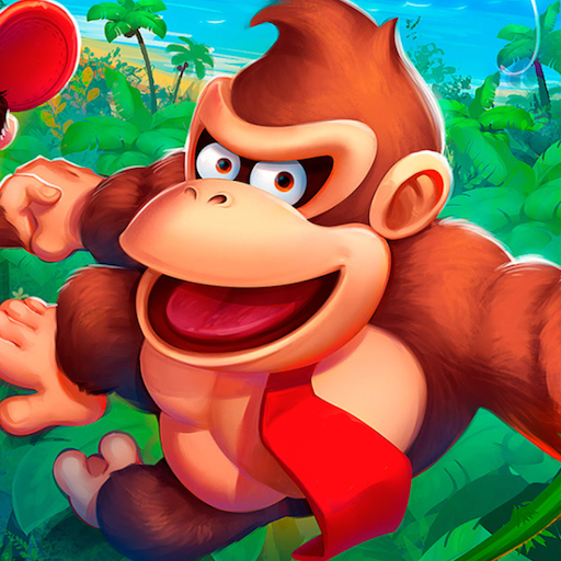 Banana King Kong – Super Jungle Adventure Run 3.1 (Unlimited money,Mod) for Android