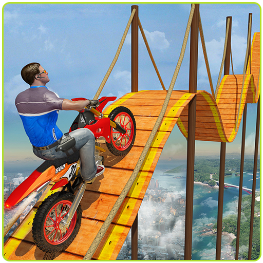 Bike Tricks Trail Stunt Master -Impossible Tracks 11 (Unlimited money,Mod) for Android