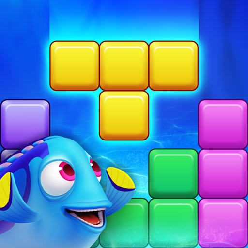 Block Puzzle Fish – Free Puzzle Games  1.0.10 (Unlimited money,Mod) for Android