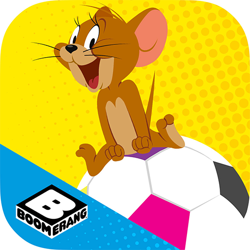 Boomerang All-Stars: Tom and Jerry Sports 2.3.2 (Unlimited money,Mod) for Android